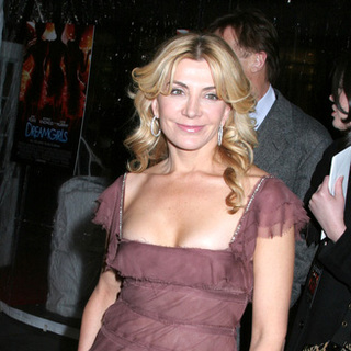 Natasha Richardson in Dreamgirls New York Movie Premiere - Arrivals
