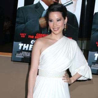 Lucy Liu in Code Name The Cleaner New York Premiere