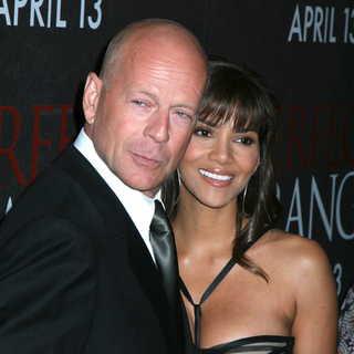Halle Berry, Bruce Willis in Perfect Stranger Movie Premiere in New York