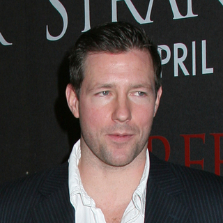 Ed Burns in Perfect Stranger Movie Premiere in New York