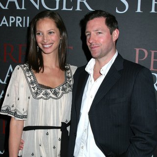 Ed Burns, Christy Turlington in Perfect Stranger Movie Premiere in New York