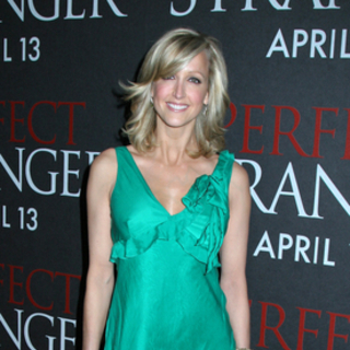 Lara Spencer in Perfect Stranger Movie Premiere in New York