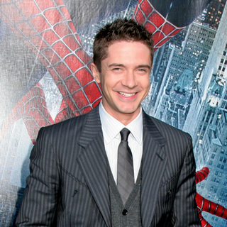 Topher Grace in Spider-Man 3 Movie Premiere - New York City - Arrivals