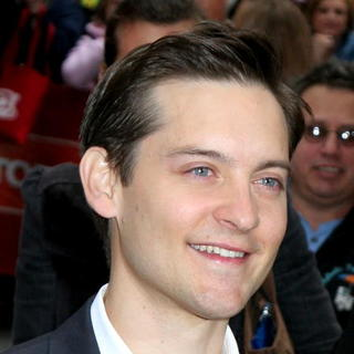 Tobey Maguire in The Cast of Spider-Man 3 Visits The Today Show April 30, 2007