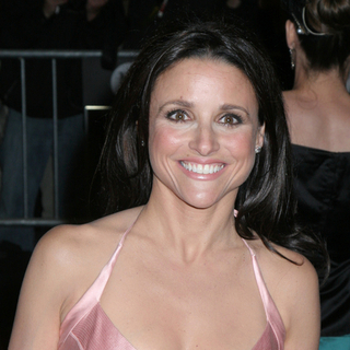 Julia Louis-Dreyfus in Poiret, King of Fashion - Costume Institute Gala at The Metropolitan Museum of Art - Arrivals