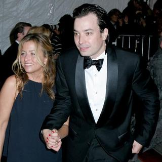 Jimmy Fallon in Poiret, King of Fashion - Costume Institute Gala at The Metropolitan Museum of Art - Arrivals