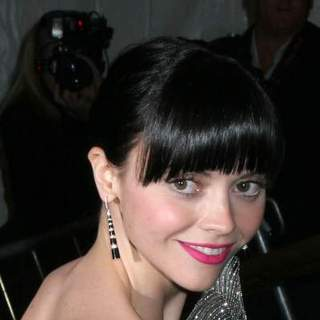 Christina Ricci in Poiret, King of Fashion - Costume Institute Gala at The Metropolitan Museum of Art - Arrivals