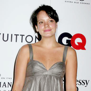 Lily Allen in Kanye West 30th Birthday Party - Arrivals - JTM-026640