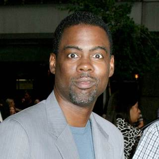Chris Rock in I Now Pronounce You Chuck and Larry - NYC Special Screening - Arrivals