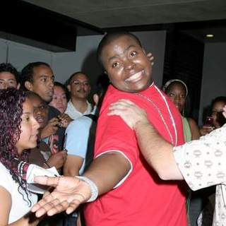 Sean Kingston in MTV's TRL Taping - July 31, 2007