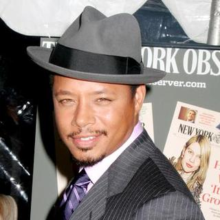 Terrence Howard in The Hunting Party - New York City Movie Premiere - Arrivals