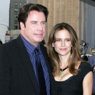 John Travolta, Kelly Preston in Death Sentence - New York City Movie Premiere - Arrivals