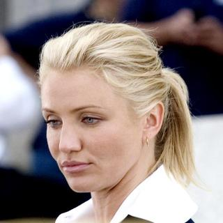 Cameron Diaz - 'What Happens In Vegas' Movie Filming in New York City