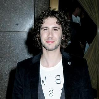 Josh Groban in Conde Nast Media Group's 4th Annual Fashion Rocks - Red Carpet