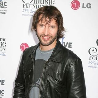 James Blunt in VH1 Save The Music 10th Anniversary Gala