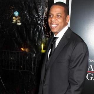 Jay-Z in American Gangster New York Premiere - Arrivals