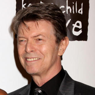 David Bowie in Conde Nast Media Group's 4th Annual Black Ball Concert for 'Keep A Child Alive' - Arrivals