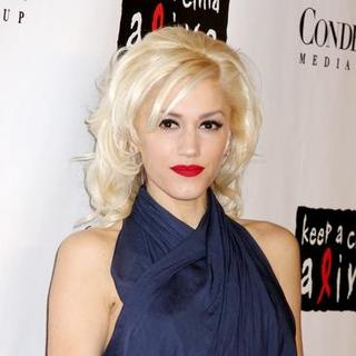 Gwen Stefani in Conde Nast Media Group's 4th Annual Black Ball Concert for 'Keep A Child Alive' - Arrivals