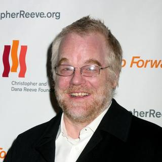 Philip Seymour Hoffman - The Christopher and Dana Reeve Foundation - A Magical Evening - Red Carpet