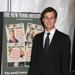 "Jared Kushner in ""Awake"" New York City Premiere - Arrivals"