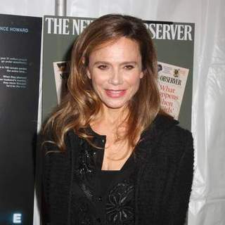 "Lena Olin in ""Awake"" New York City Premiere - Arrivals"