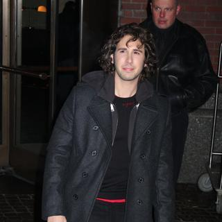 "Josh Groban in ""Revolver"" New York Screening Hosted by the Cinema Society and Piaget - Arrivals"