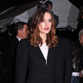 "Keira Knightley in ""Atonement"" Screening Hosted by The Cinema Society and Chanel Beaute - Arrivals"