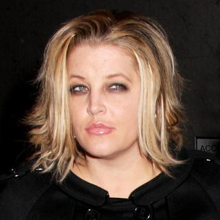 Lisa Marie Presley - The Lunchbox Auction Benefiting Food Bank for NYC and the Lunchbox Fund - December 6, 2007