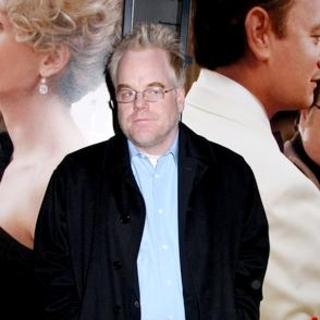"Philip Seymour Hoffman in ""Charlie Wilson's War"" New York City Premiere - Arrivals"
