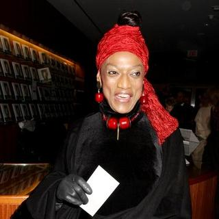 "Jessye Norman in ""Charlie Wilson's War"" New York City Premiere - Arrivals"