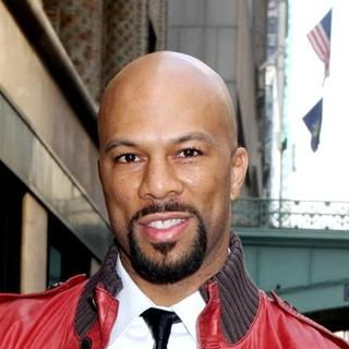 "Common in Cosmopolitan Honors John Mayer as ""Fun Fearless Male of the Year"" at Cipriani in New York"