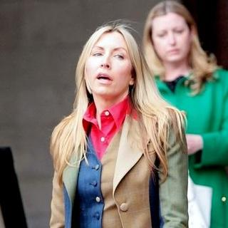 Heather Mills in Sir Paul McCartney and Heather Mills Divorce Hearing - March 17, 2008