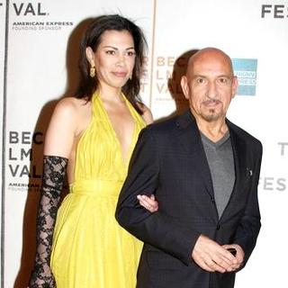 "Ben Kingsley, Benjamin Kingsley in 7th Annual Tribeca Film Festival - ""Tennessee"" Premiere - Arrivals"
