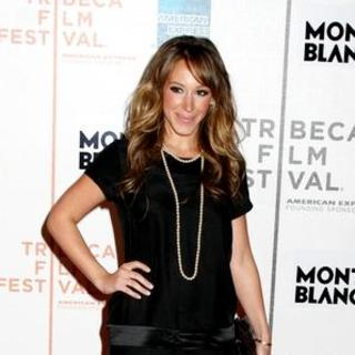 "Haylie Duff in 7th Annual Tribeca Film Festival - ""War, Inc."" Premiere - Arrivals"