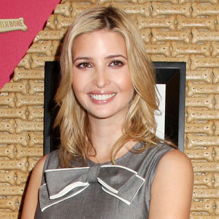 Ivanka Trump in Milk-Bone Celebrates Its 100th Anniversary in Times Square - Arrivals