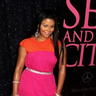 "Lil' Kim in ""Sex and the City: The Movie"" New York City Premiere - Arrivals"