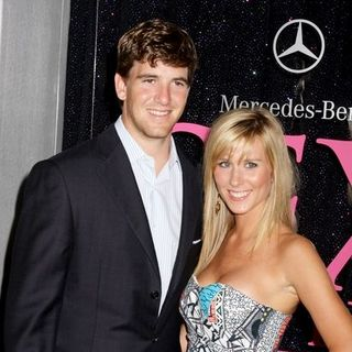 "Eli Manning, Abby McGrew in ""Sex and the City: The Movie"" New York City Premiere - Arrivals"