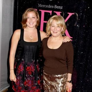 "Bette Midler, Sophie Von Haselberg in ""Sex and the City: The Movie"" New York City Premiere - Arrivals"