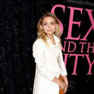 "Ashley Olsen in ""Sex and the City: The Movie"" New York City Premiere - Arrivals"