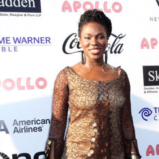 India.Arie in 4th Annual Apollo Hall of Fame Induction Ceremony - Arrivals - JTM-036721