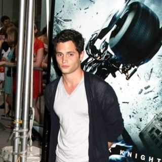 "Penn Badgley in ""The Dark Knight"" World Premiere - Arrivals"