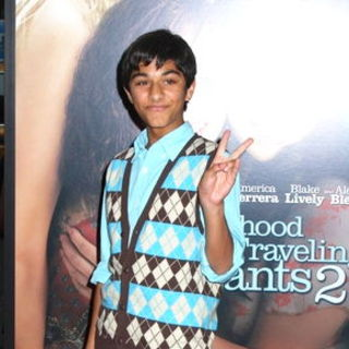 "Mark Indelicato in ""The Sisterhood of the Traveling Pants 2"" New York City Premiere - Arrivals - JTM-037999"