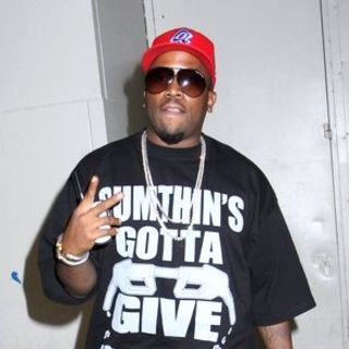Big Boi in MTV's TRL Taping - July 29, 2008 - Arrivals