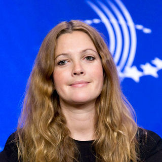 Drew Barrymore in 2008 Clinton Global Initiative -Day 2