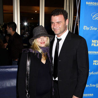 "Naomi Watts, Liev Schreiber in 46th New York Film Festival Closing Night - ""The Wrestler"" Premiere - Arrivals"