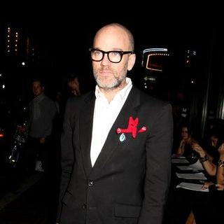 "Michael Stipe in ""Synecdoche, New York"" New York City Premiere - Arrivals"