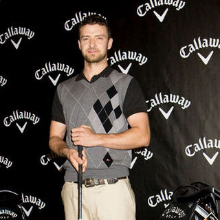Justin Timberlake - Callaway Golf's New FT-iQ Driver Launch Party - Arrivals