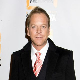 "Kiefer Sutherland in ""24: Redemption"" New York Premiere - Arrivals"