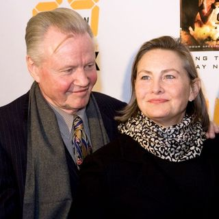 "Jon Voight, Cherry Jones in ""24: Redemption"" New York Premiere - Arrivals"