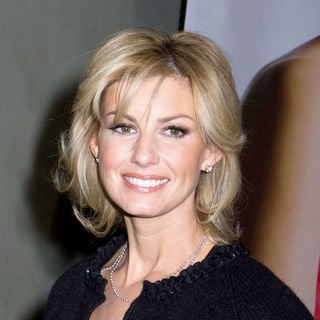 "Faith Hill in Faith Hill Signs Copies of Her Holiday CD ""Joy to the World"" at Virgin Megastore in New York"